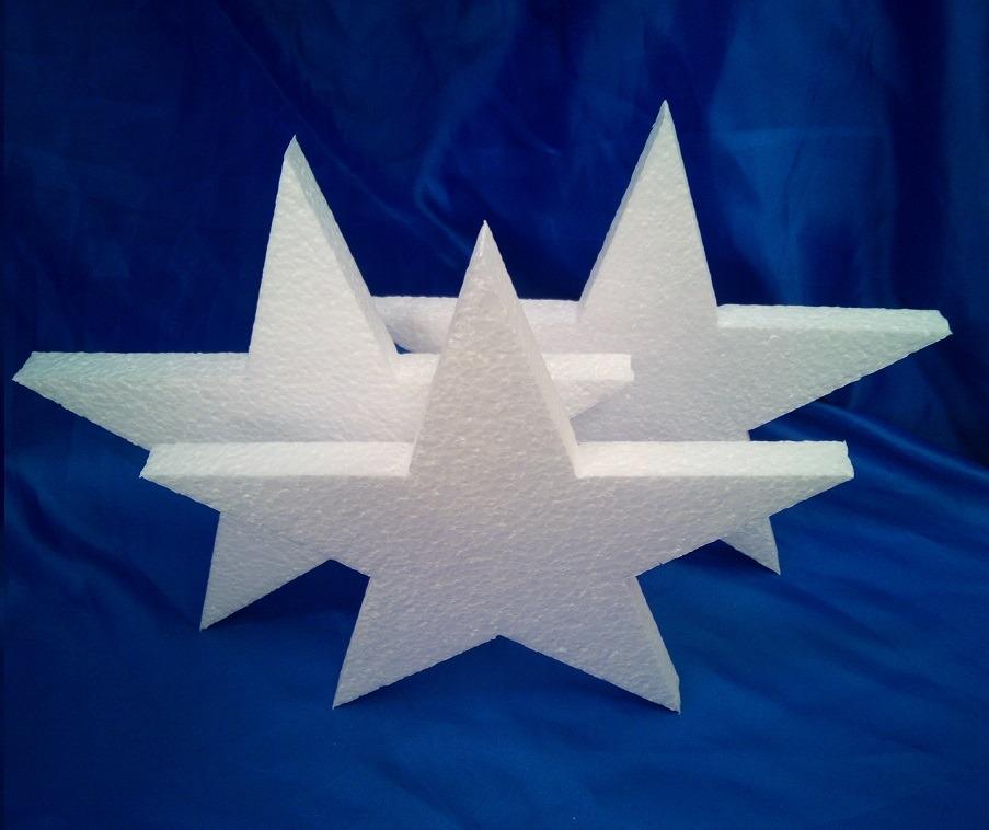 Stars Polystyrene Lettering And Logo S